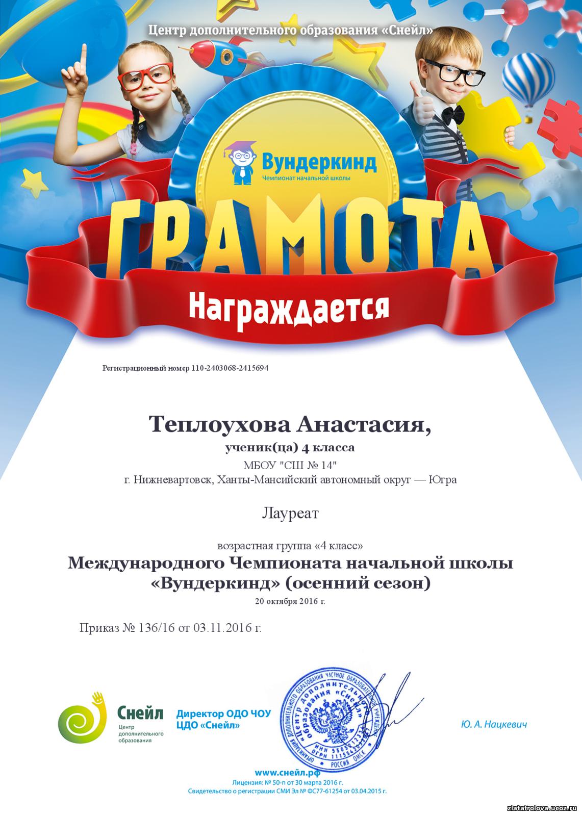 Международные конкурсы для учителей школы